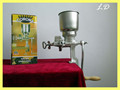 low price manual corn grinder/mill(factory)grain mill