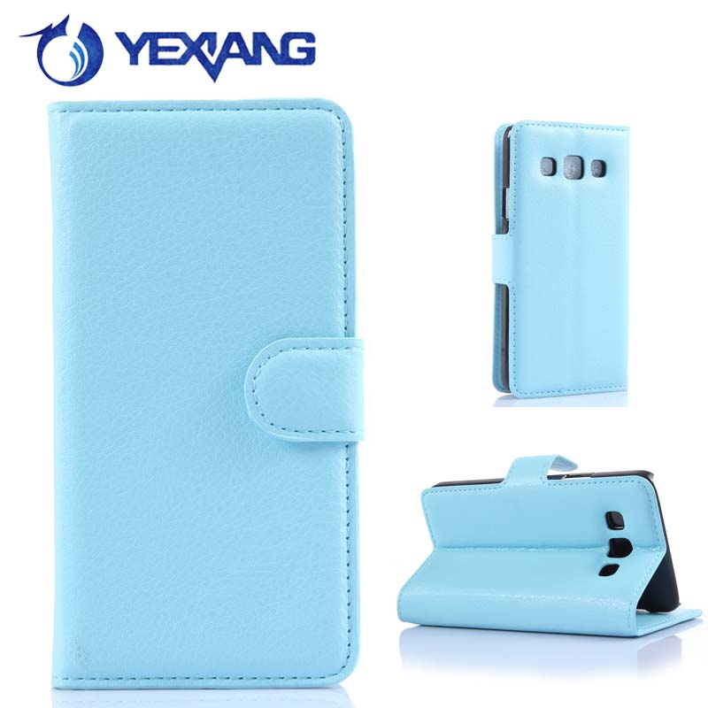 magnetic book style wallet leather case for blackberry bold 9900