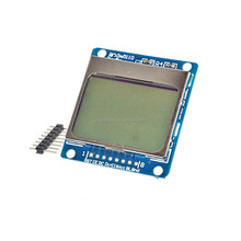 84x48 Pixel LCD Display <strong>Module</strong> 5110 LCD <strong>Module</strong> Price