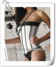 sexy busty corset lingerie A1128-1
