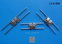 Orthodontic Expansion Screws ( frame type size fot 8#, 9#, 11#, 13#)