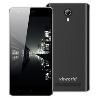 2016 China VKWORLD F1, RAM1G ROM8G, 2MP+5MP Camera, MT6580 Quad Core, oem smartphone Android 5.1, 3G mobile pho