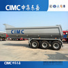 3axle Dump Truck Trailers for Sale
