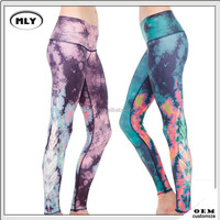 Customized Woman Yoga Pants 2016 Fitness Sexy Leggings For Women