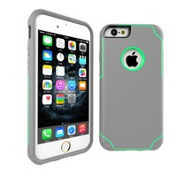 Wholesale Cell Phone Case for iPhone 6s 4.7'' Dropproof Case With Cheap Price
