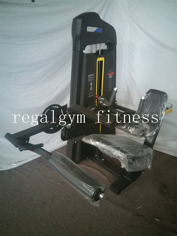 Import AA quality gym euipment type seated leg curl gym master fitness