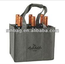 6 bottles wine non woven bag