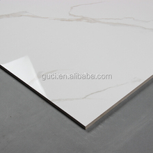 white polished marble floor tiles with tiles 60x60