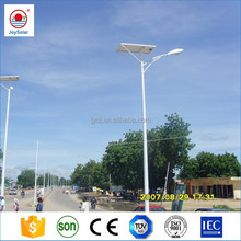 on off grid solar system with 60W solar panel MPPT controller gel battery solar led street light