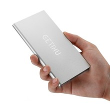 Promotional Gift Ultra Slim Power Bank 6000mah 8000mah 10000mah with customed logo