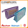 Quality guarantee transparent pvc cosmetic bag