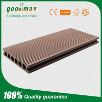 2016 latest hollow decking factory price wpc floor