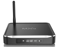 NEW Android M10 MXQ TV Box S812 Quad Core / google android 4.4 tv box