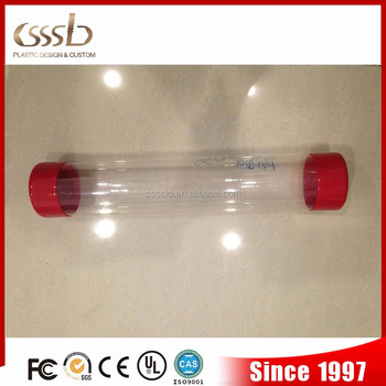 4 inch clear pvc pipe