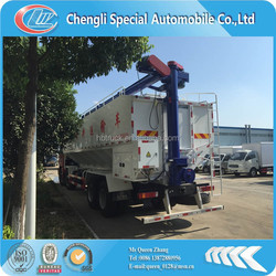 FOTON feed truck,8*4 chassis,270 hp