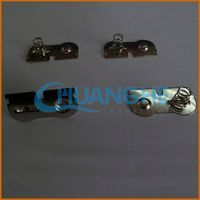 Factory supply wenzhou decorative spring clips