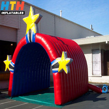 Giant Customized inflatable tennis court tent