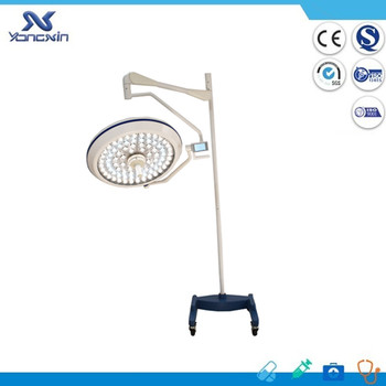 YX-700 Mobile Halogen Operating Light on stand