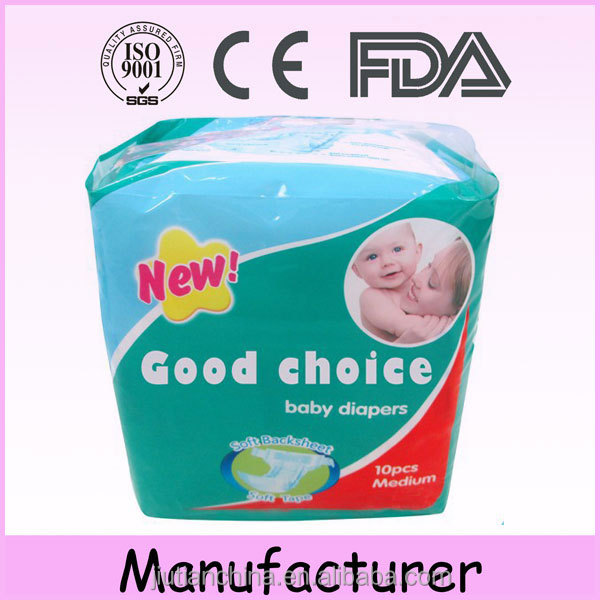 China supplier quality products disposable pampering diapers manufacturers