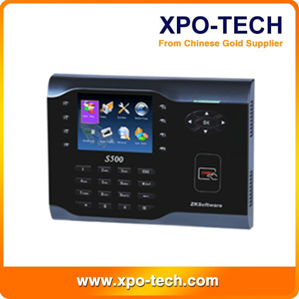 S500 Time and Attendance System for School