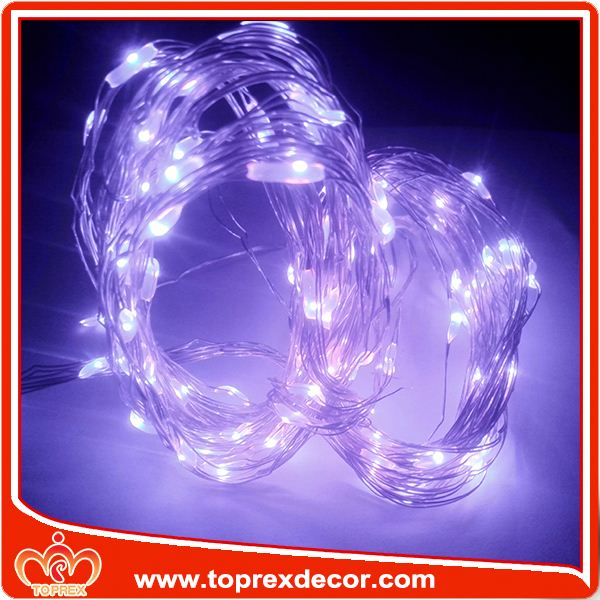 China lighted christmas fence decoration