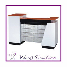 Fashion selling modern salon reception desk used reception desk beauty Salon receiption desk