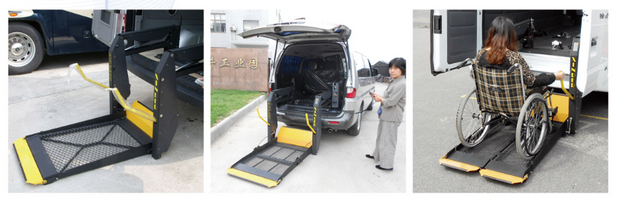 Manual Lift For Disabled : Bmwr aluminum manual folding car motorcycle wheelchair