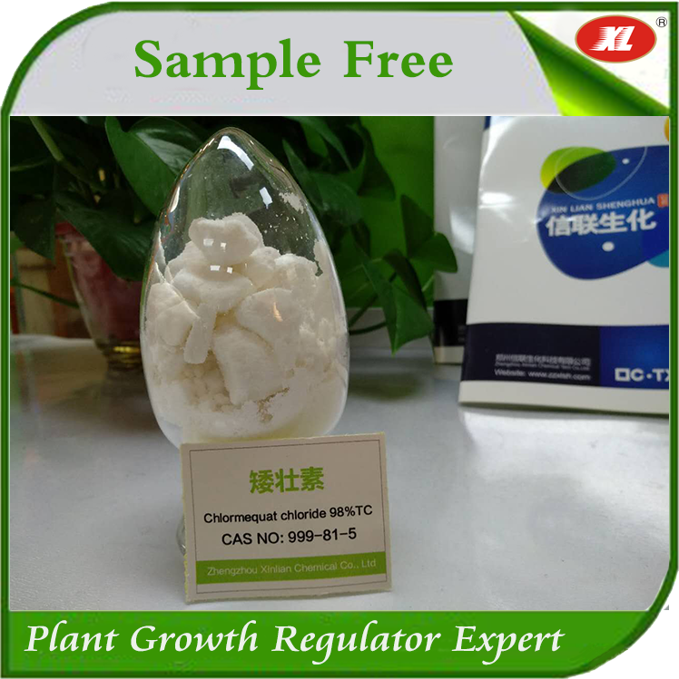 Plant growth regulator Chlormequat Chloride CCC 98%TC