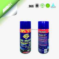 High Performance Lubricating Spray Cleaner for Derusting