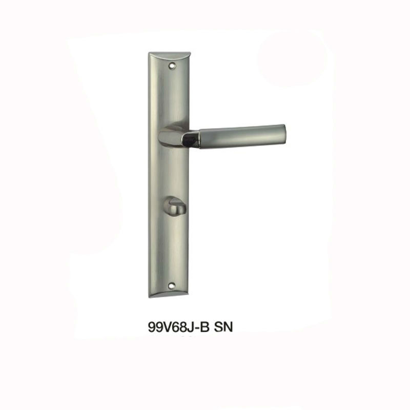 Door knob handles for wooden door XR-99V68J-B SN