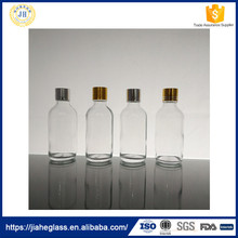 aluminum screw cap sealing type and glass material essential oil bottles 2oz