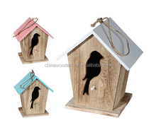 Chinese Pigeons Kit Cage New Unfinished Wooden Bird House