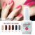 Forniture salone del chiodo del commercio all'ingrosso 1000 colori gel lacche gel del chiodo del gel private label nail polish