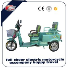 Chinese Electric Three Wheel Passenger Tricycle
