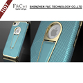 Beautiful and cool PU + TPU case for iphone 6