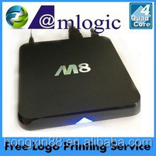 vsspeed M8 Amlogic S802 4K Quad Core free loading m8 android tv box quad core full hd 1080 porn video android tv box 4