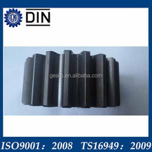 Steel Material and Double Spur Shape SPUR GEAR