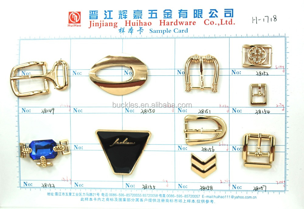 New Arrival Zinc Alloy Shoe Accessories