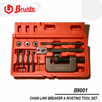 AUTO REPAIR TOOLS OF CHAIN LINK BREAKER & RIVETING TOOL SET (B9001)