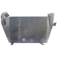 Auto radiator intercooler for cars and trucks