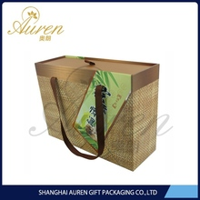 Convenient a treasure paper chest food box