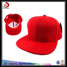 china supplier 100% cotton customize cheap snapback cap hats no brand