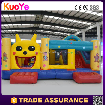 lovely giant inflatable pokemon amusement park toys for sale