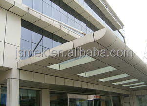 [ Aluminum facade panel ] exterior decorative building facades