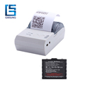New portable designed bluetooth thermal receipt printer