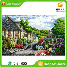 Factory Supply Diy Art And Crafts Canvas 3D Painting Wall Decoration