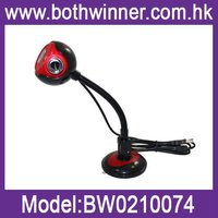 USB2.0 1200W pixel image interpolation PC Webcam Camera