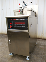 broasted chicken machine used henny penny pressure fryer kfc chicken frying food electric machine