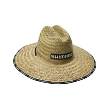 custom wholesale summer straw lifeguard hats