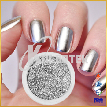 High quality wholesale mirror effect pigment for nail art paint